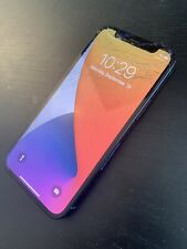 Apple iPhone 12 mini - 128GB - Black (Cricket) Cracked