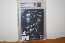 Resident Evil REmake (Gamecube) NEW SEALED MINT GOLD VGA 90+! SUPER HIGH GRADE!