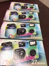 20 fuji cameras disposable 27 exp iso 400 2022   new