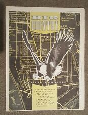 Big country The Seer 1986 Full page press advert  33 x 43 cm mini poster