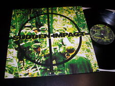 "Sudden Impact ""Point Blank"" 12"" Soul Jazz Records – SJR 028 Uk 1995"