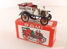 RAMI JMK n° 23 Tonneau Renault 1900 en boite