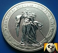 2019 Germania Mint 5 Mark Imperial Sword and Shield Silver 1oz Coin 1st Release