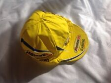 MERCATONE UNO - SCANAVINO YELLOW CYCLING QUALITY SUMMER CAP RETRO - NOS
