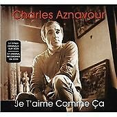 Je T'aime Comme Ca, Charles Aznavour, Very Good Box set