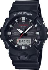 Brand New Casio G-Shock Ga800-1A Super Illuminator Ana-Digi Mens Black Watch Nwt