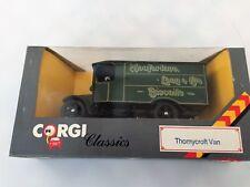 Corgi Classics Thornycroft Van Macfarlane Biscuits C913