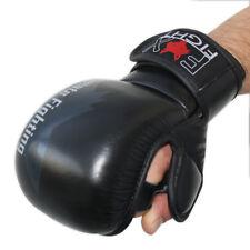 Mma Sparing Gants Cuir Ultimate Freefight Gants de Boxe
