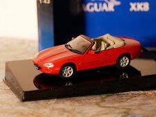 AUTOART JAGUAR XK8 RED CABRIO ART.53711 1:43  NEW DIE-CAST