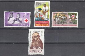 Nigeria 1966 Red Cross (8-193)