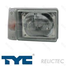 Right Headlight Fiat:PANDA 0000007705523 0000007570889 0000046421732 7570889