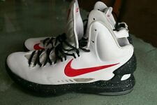 KD V ID MEND 9.5 NIKE ZOOM BASKETBALL SHOES RED WHITE BLACK