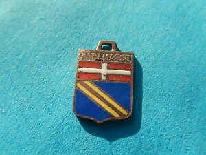 medaille pendentif  BLASON TOURISME VILLE EMAILLE ANNEMASSE
