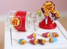 ❤ Accessories Dollhouse Miniature Chupa Chups Candy set  ❤ re-ment Size #701