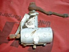 Fiat 850 Spider Steering box with arm 4113242....f6