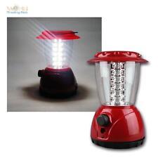 LED Batterie Lanterne Camping avec variateur, Lampe Tente