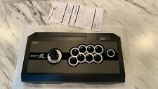 Hori Real Arcade Pro 4 Kai Silent Hayabusa Kuro PS4 PS3 Windows PC RAP