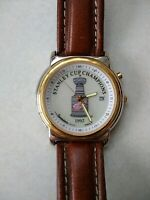 Detroit Red Wings 1997 Stanley Cup Watch. RARE. Vintage NHL.