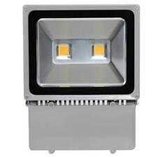 Outdoor Security Spotlight 100W LED Flood Light IP65 Lamp Garden Yard Warm White