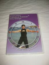 NIP DVD Mirabai Holland Fabulous Forever Easy Strength Slow Down Your Aging Cloc