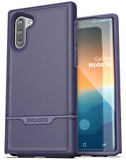 Samsung Galaxy Note 10 Rugged Case Protective Full Body Cover - Purple