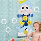 Baby Toys Water Spray Snail Whale Bath Toy for Toddlers Newborns Games