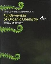 Fundamentals of Organic Chemistry: Study Guide and Solutions Manual