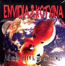 ENVIDIA KOTXINA - ASI EN LA TIERRA KOMO EN EL ZIELO CD ALBUM SEALED SPAIN