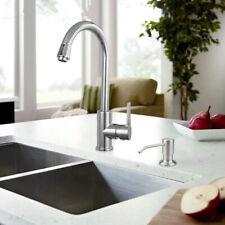 1 Pc Stainless Steel Soap Detergen Dispenser Lotion Kitchen Sink Faucet PumpBB