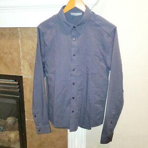 EUC!! Icebreaker Merino Wool Blend Long Sleeve Button Down Career Shirt Sz S