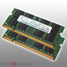 Apple Mac 4GB Memory 2x 2GB 667MHz DDR2 PC2-5300 SODIMM RAM for MacBook Pro iMac