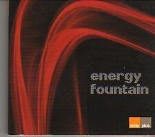 (CD585) Zone 513 Energy Fountain - DJ CD