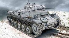 ACE 72269 1/72 Plastic German Pzkpfw Ii Ausf. F SdKfz. 121