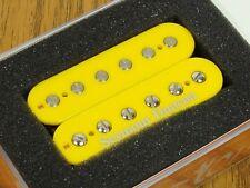 NEW USA Seymour Duncan SH-4 JB Humbucker PICKUP Bridge Guitar Yellow Custom
