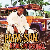 Real and Personal by Papa San (CD, Sep-2005, GospoCentric)