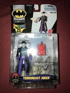 NEW BATMAN & ROBIN SPECTRUM OF THE BAT TERRORCAST JOKER ACTION FIGURE! DMG