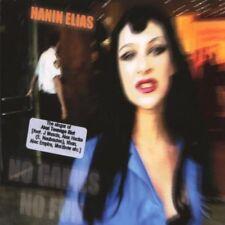 Hanin Elias - No Games No Fun MERZBOW ALEC EMPIRE CD NEU OVP