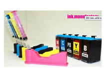 DIY Ink refill system for HP 564 / 564XL ink cartridge