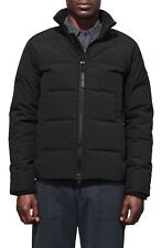 Canada Goose Woolford Down Bomber Jacket - 3807M - Black - Small