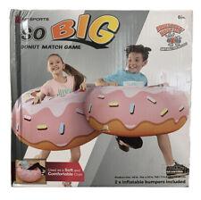 MD Sports: So Big Donut Match Game