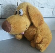 "Disney Pixar Up Doug Dug  Dog 7"" Tall Stuffed Plush Animal"