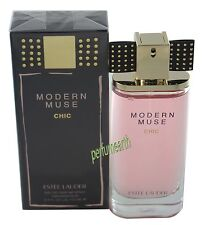 Modern Muse Chic By Estee Lauder 3.3 3.4 oz/100ml Edp Spray  Women New In Box