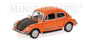 Minichamps 430055114 Volkswagen 1303 - ´ World Cup 1974´- 1:43 # New IN Boxed#
