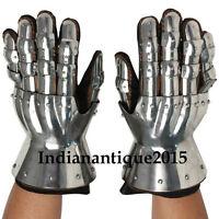 Steel Gauntlet Gloves New Armour Functional Medieval Gauntlets Gloves