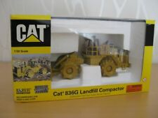 NORSCOT 1:50 CAT 836G Verdichter 55074