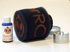 UberRC 3 Stage Air Filter - Full Kit inc Oil, Filter & Velocity Stack