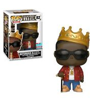 Notorious B.I.G. Biggie Crown & Glasses NYCC 2018 | FUNKO POP! Vinyl FUN34709