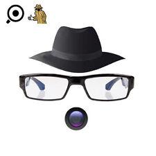 HD 720P Hidden Spy Glasses Eyewear Security Video Recorder Pinhole Gadget Cam