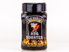 Don Marco's BBQ Booster Rub Barbecue Gewürzmischung scharf Hot & Spicy 220g