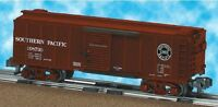 American Flyer Lionel Southern Pacific Box Car 6-48354 S Guage Model Trains
